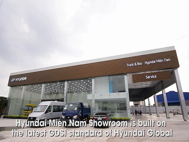 Chính Thức Khai Trương Showroom 3S Hyundai Nguyên Gia Phát - 8
