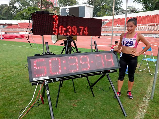 SEA Games: Nữ hoàng đi bộ Đông Nam Á chấn thương, Việt Nam có mất 1 HCV? - 2