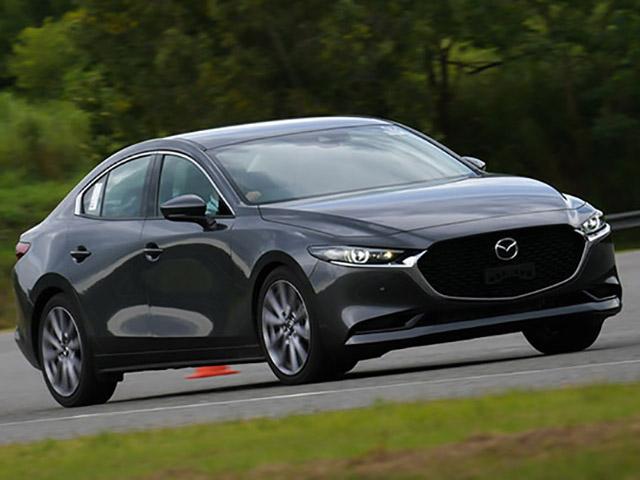 Biến thể xe đua của chiếc Mazda 3 TCR thế hệ mới - 9
