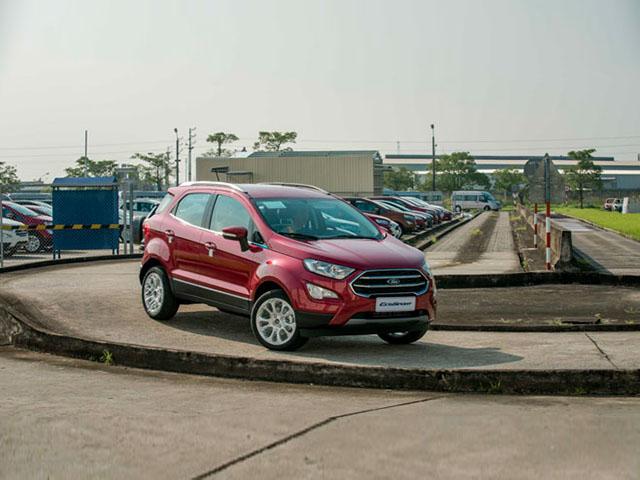 Ford Tourneo lắp ráp tại Việt Nam ra mắt với 02 phiên bản giá từ 999 triệu - 5