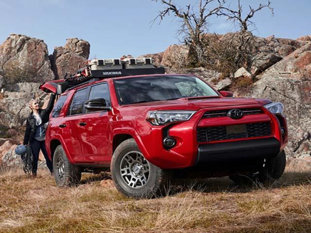 Toyota 4Runner bổ xung phiên bản chuyên dụng đi địa hình tại Mỹ