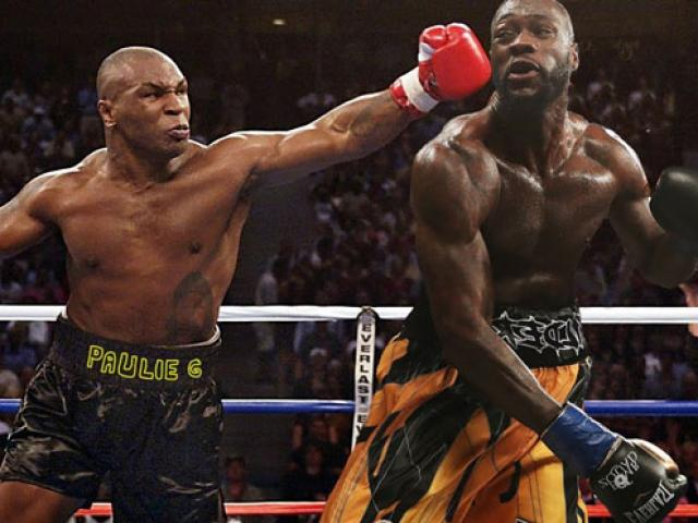 """Viễn cảnh Mike Tyson đấu """"Đệ nhất Thiếu Lâm"""": 20 triệu USD & cái kết buồn - 2"""