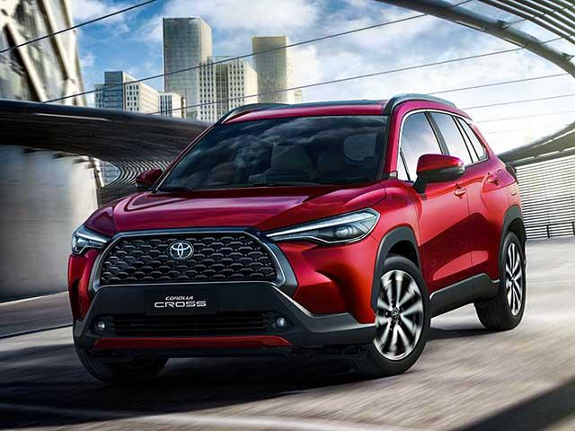 Toyota Corolla Cross chính thức ra mắt tại Thái, sớm có mặt tại Việt Nam