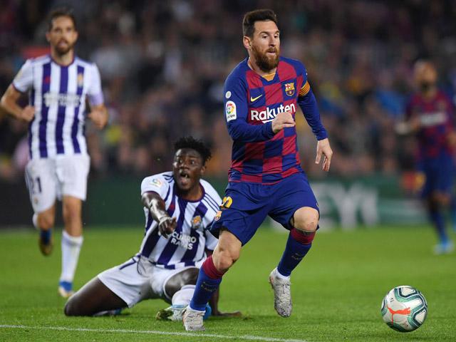 Nhận định bóng đá Valladolid - Barcelona: Áp lực cực lớn, liệu có bất ngờ?