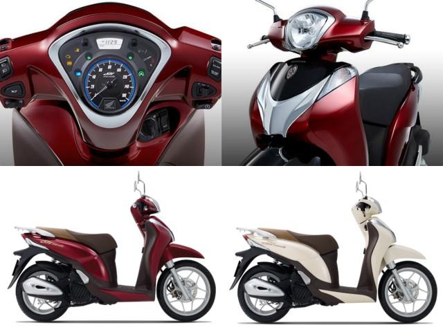 Bảng giá Honda SH Mode mới nhất trong tháng 7/2020