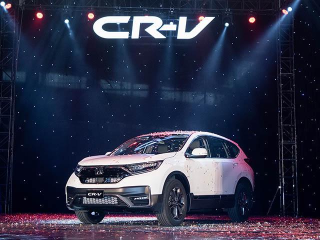 Honda CR-V 2020 lắp ráp tại Việt Nam chính thức xuất xưởng