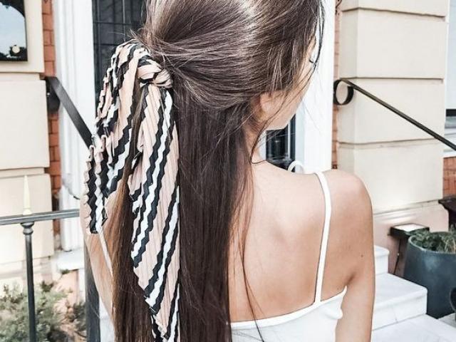 Bí quyết dưỡng tóc thẳng bóng không cần là, ép