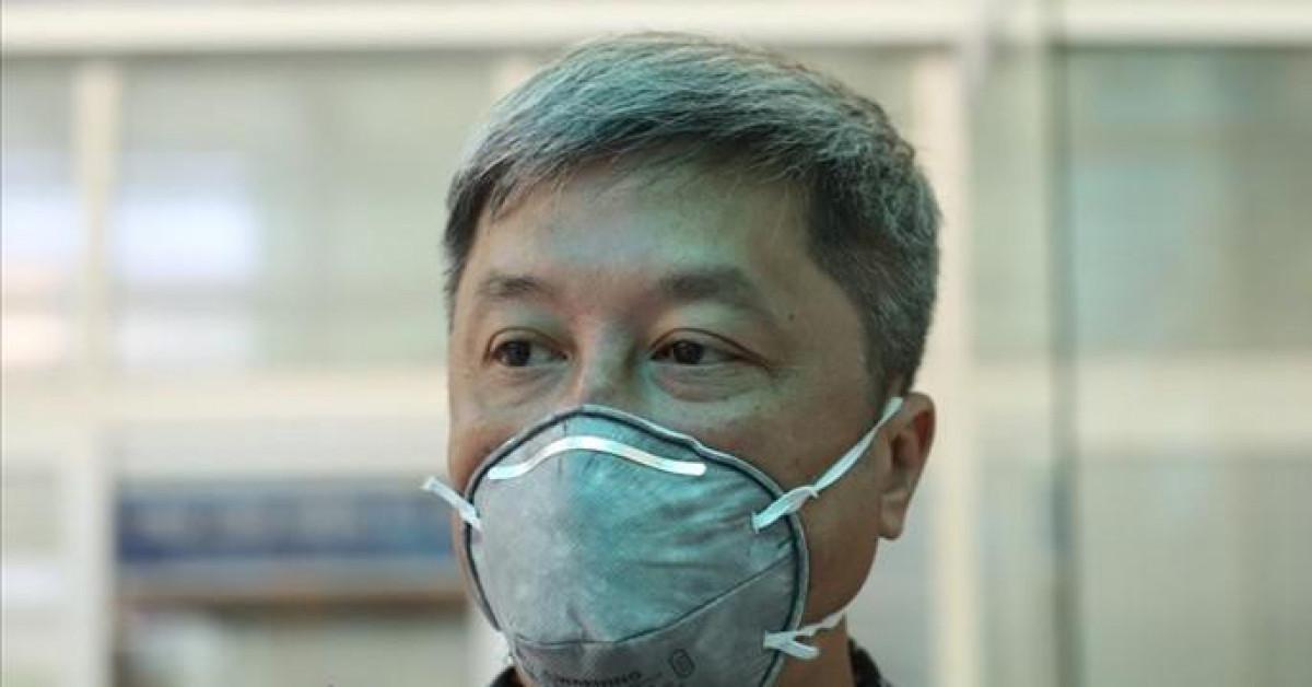 Thứ trưởng Bộ y tế nói về ca nghi nhiễm COVID-19 phải chuyển viện và thở máy