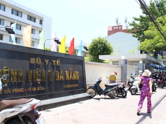 Ca nghi nhiễm COVID-19 ở Đà Nẵng đang phải thở máy