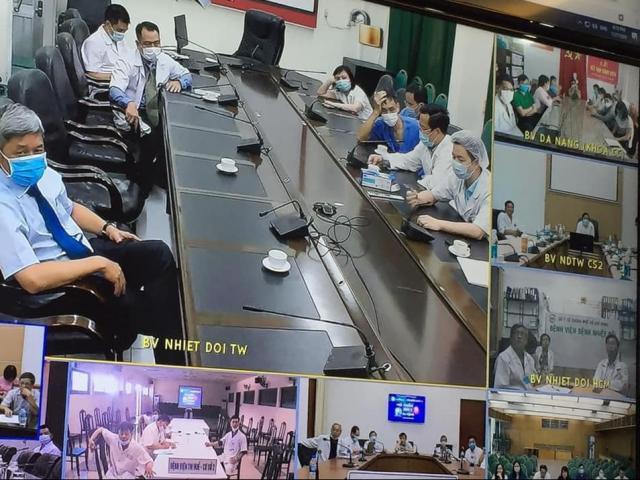 Bệnh nhân 416 ở Đà Nẵng tiên lượng rất nặng, bệnh nhân 418 còn nặng hơn