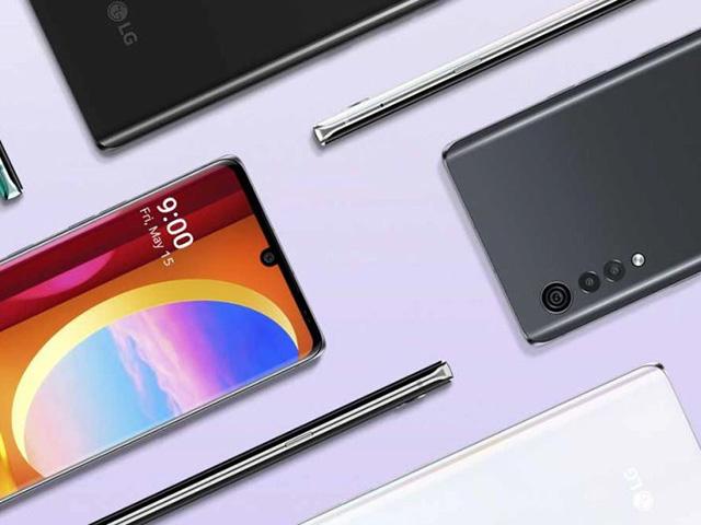 LG Velvet 4G ra mắt với giá ngon, hàng chất