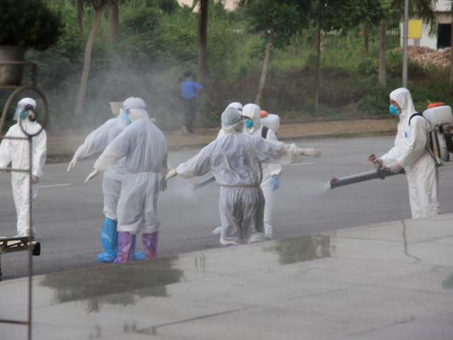 Bộ Y tế chi viện nhân lực khẩn cấp dập dịch COVID-19 tại Đà Nẵng