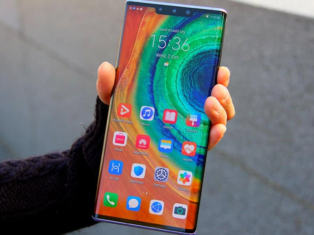 Lần đầu tiên Huawei bán nhiều smartphone hơn Samsung và Apple