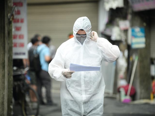 Lộ trình dày đặc của cụ ông 76 tuổi ở Hà Nội nhiễm COVID-19