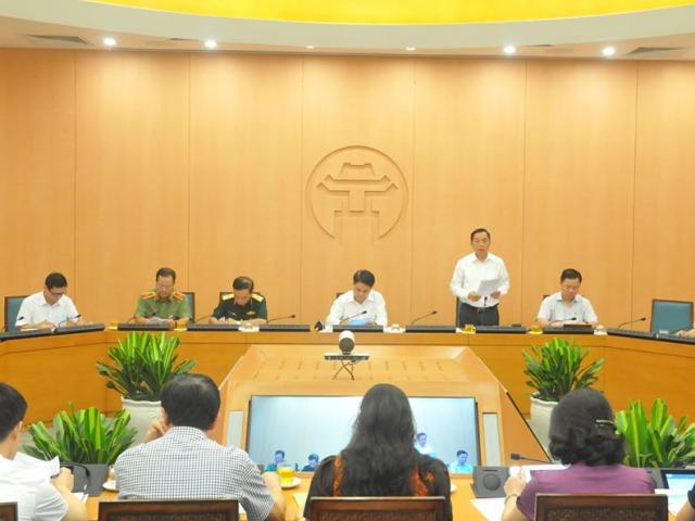 Kết quả xét nghiệm nhanh COVID-19 cho gần 50.000 ngườitừ Đà Nẵng về Hà Nội
