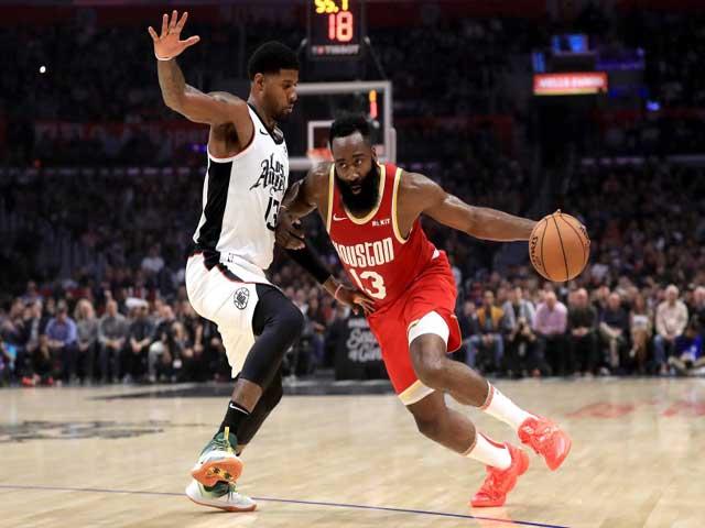 """Đỉnh cao NBA: """"Thần râu"""" ghi 49 điểm, Houston Rockets ngược dòng ngoạn mục"""