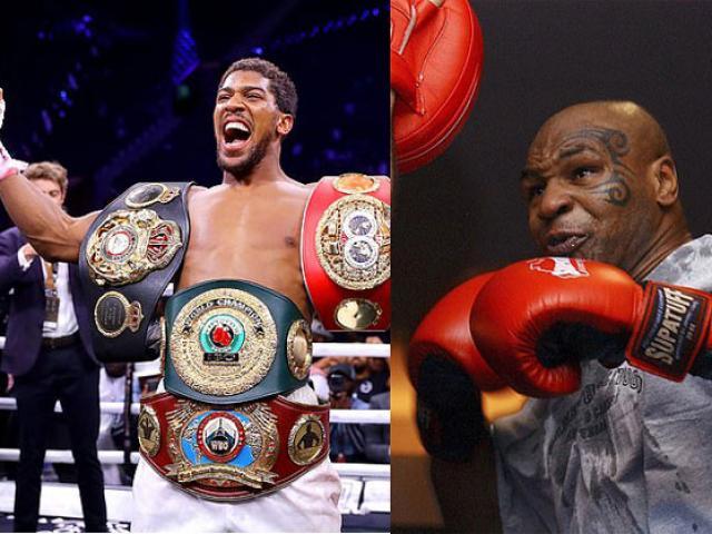 """Mike Tyson """"thép"""" 54 tuổi vẫn so găng, bị Joshua cảnh báo điều gì?"""