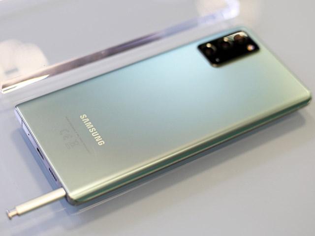 Đẳng cấp với Samsung Galaxy Note20 và bộ quà công nghệ đắt đỏ tại Thế Giới Di Động