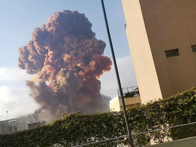 Nhân viên cảng Beirut tiết lộ sốc về nguyên nhân gây nổ kinh hoàng
