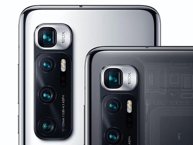 Lộ diện Xiaomi Mi 10 Ultra với camera 120x cực đẹp