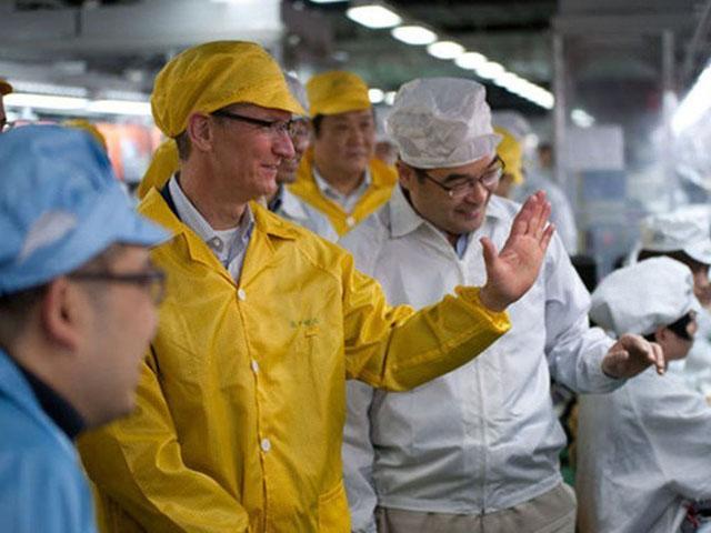 """Chặng đường dài để Việt Nam trở thành """"công xưởng iPhone"""" của Apple"""