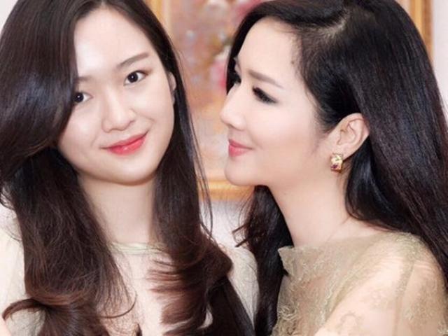 Con gái Trương Ngọc Ánh, Giáng My, Quyền Linh càng lớn càng đẹp tựa thiên nga