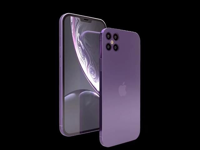 Cận cảnh concept iPhone 12 sắc nét, chân thực từng chi tiết