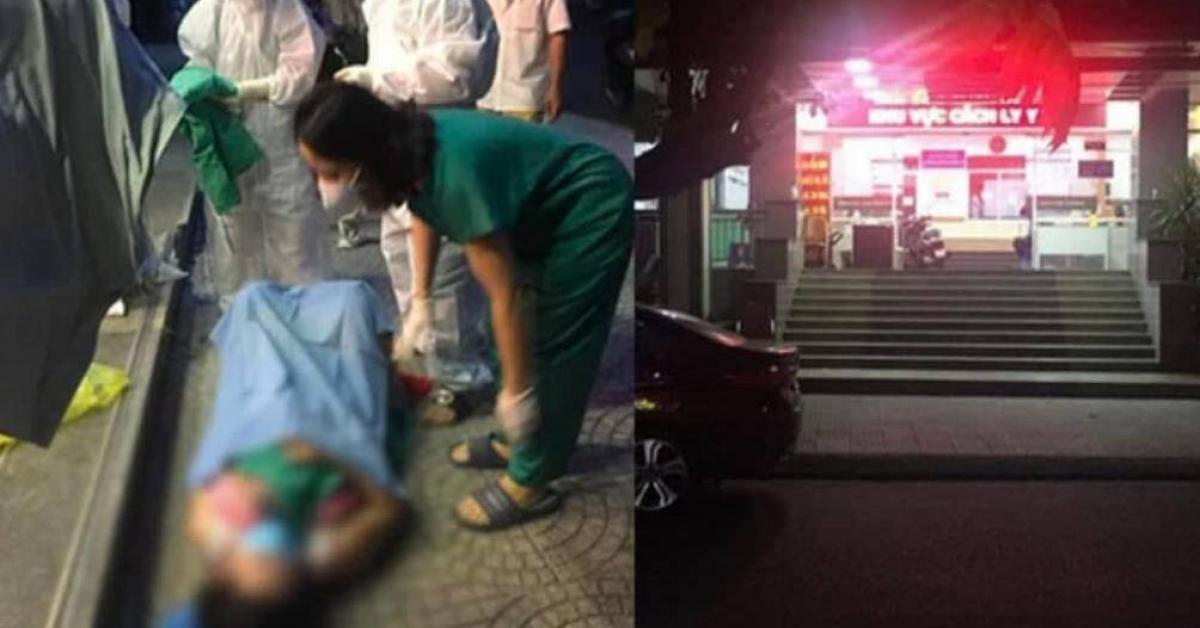 Đà Nẵng phản hồi thông tin vụ sản phụ sinh con trước cổng bệnh viện