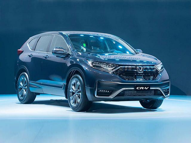 Một số đại lý giảm giá Honda CR-V 2020, cao nhất 40 triệu đồng