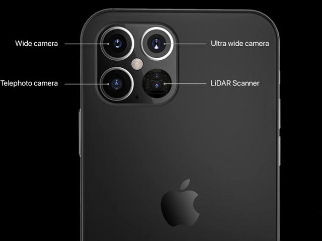 Camera trên iPhone 12 có những nâng cấp gì so với iPhone 11?