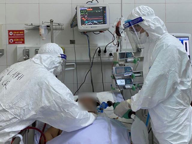 Bộ Y tế: Đang có 8 trường hợp COVID-19 tiên lượng nặng và nguy kịch
