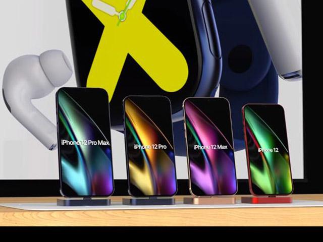 iPhone 12 chuẩn bị được sản xuất hàng loạt