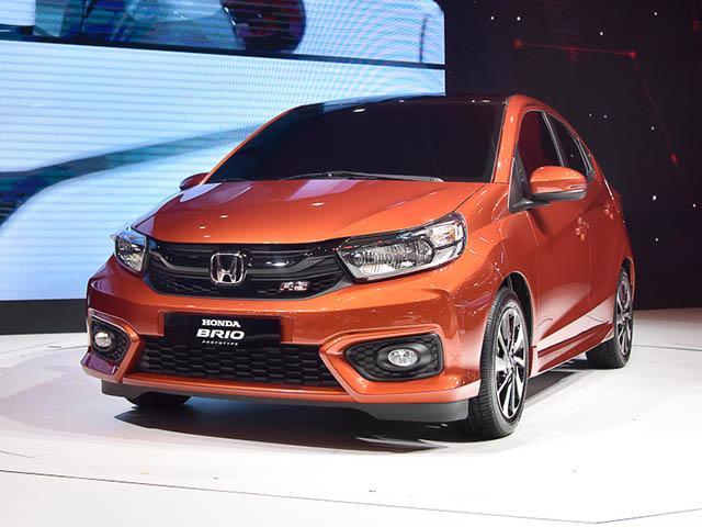 Giá xe Honda Brio lăn bánh mới nhất tháng 9/2020