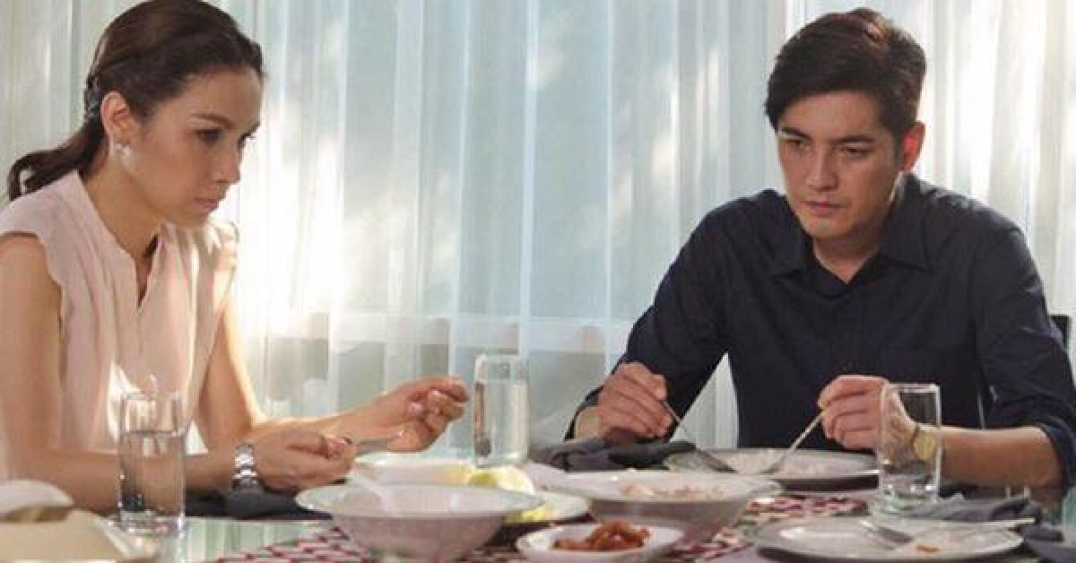 Sáng cuối tuần chồng ân cần nấu bữa sáng cho vợ con, song cô vợ lại hạ quyết tâm ly hôn chỉ vì một câu hỏi