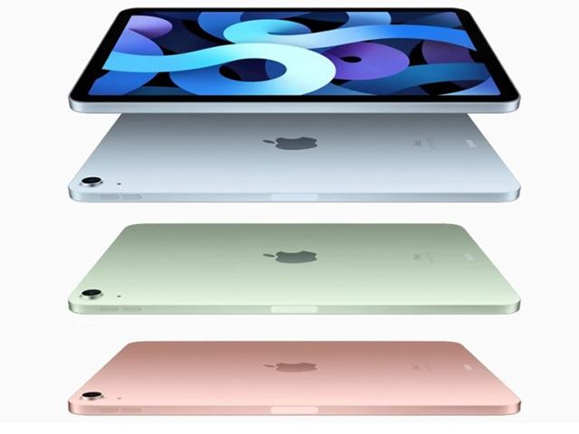 Trình làng iPad Air 4 có thiết kế như iPad Pro sang xịn
