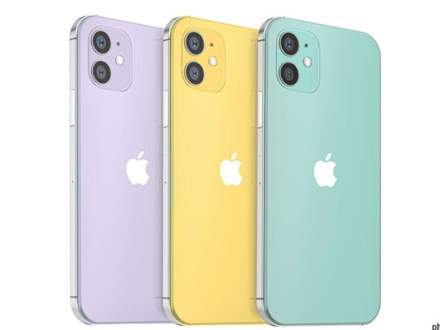 """iPhone 12 5G sẽ gây sốt với thiết kế """"tai thỏ"""" nhỏ hơn"""