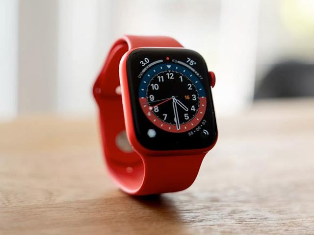 24h Trải nghiệm tuyệt vời cùng Apple Watch Series 6