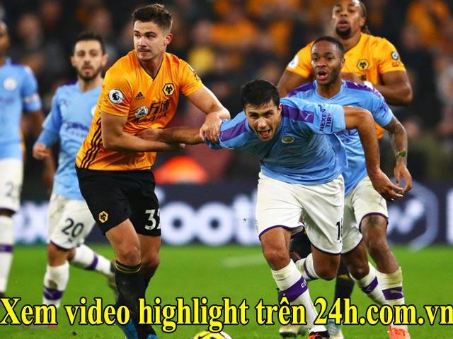 Trực tiếp bóng đá Wolves - Man City: Nathan Ake ra mắt Man City