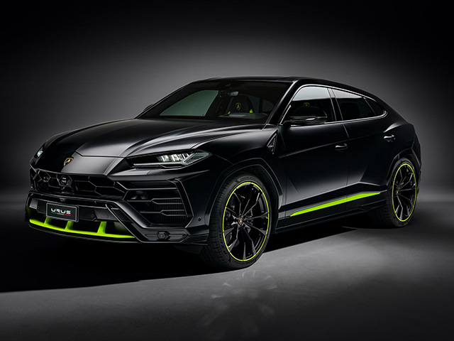 Siêu xe SUV Lamborghini Urus ngầu hơn trong gói nâng cấp mới
