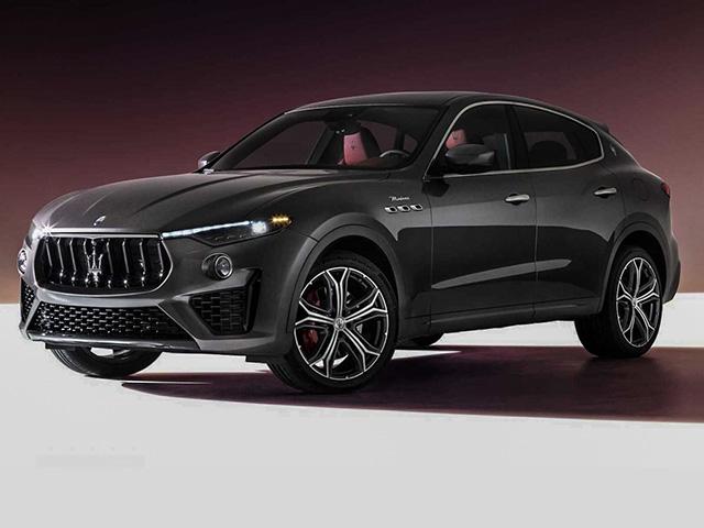 """Maserati thổi """"luồng gió"""" mới cho các dòng xe Ghibli, Quattroporte và Levante"""
