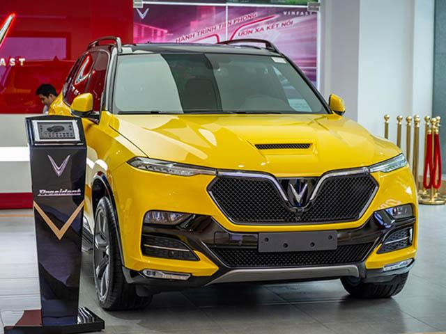 Đây là những mẫu SUV trong tầm giá hơn 4 tỷ, cạnh tranh với Toyota Land Cruiser mới