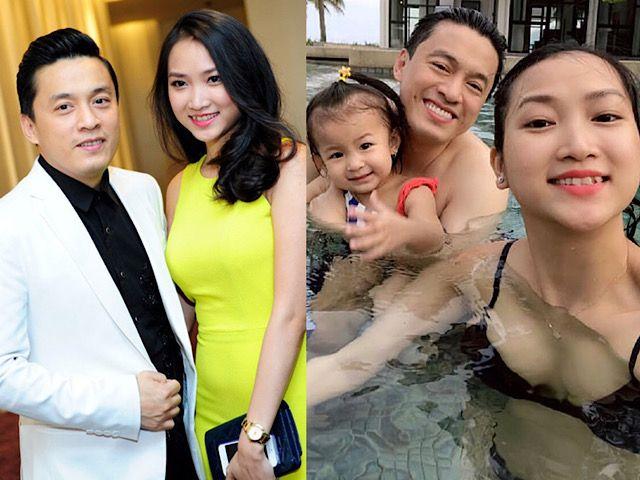 Sao Việt lấy vợ là fan của mình: Lam Trường cưới cô bé từng bế trên tay
