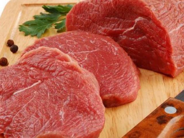 Ăn thịt bò vào thời điểm này chẳng khác nào rước họa vào thân