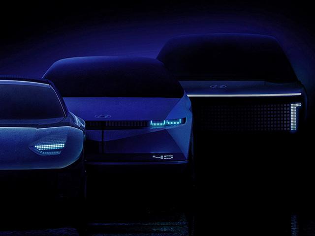 Hyundai tiếp tục tung ra các mẫu xe điện gầm cao mới