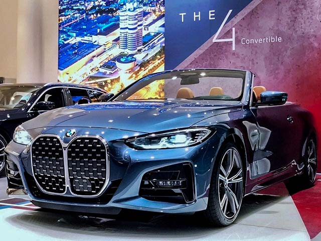 BMW 4-Series thế hệ mới có mặt tại đại lý, giá dự kiến hơn 3 tỷ đồng