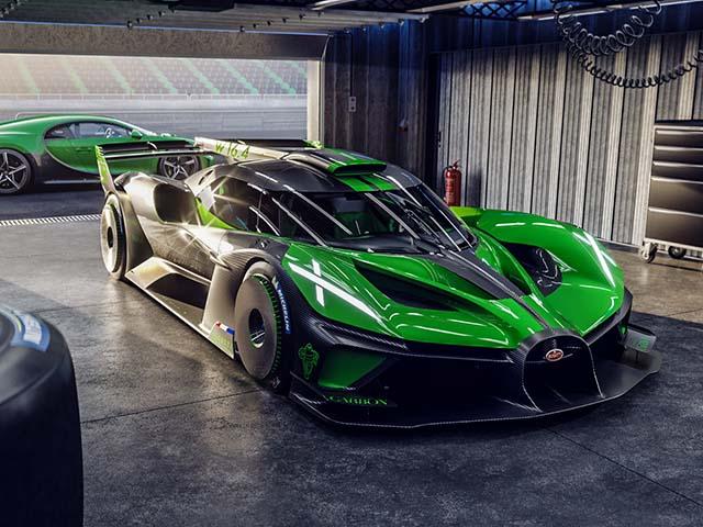 """Bugatti bắt đầu sản xuất siêu phẩm có mức giá """"khó tin"""""""
