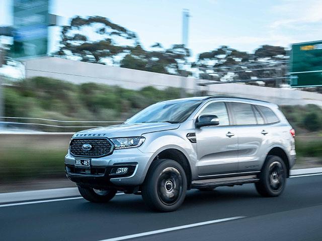Những điều không nên bỏ lỡ trên dòng SUV cỡ trung Ford Everest