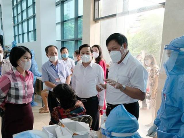 Phó chủ tịch Hà Nội: Thành phố cơ bản đã kiểm soát được dịch COVID-19