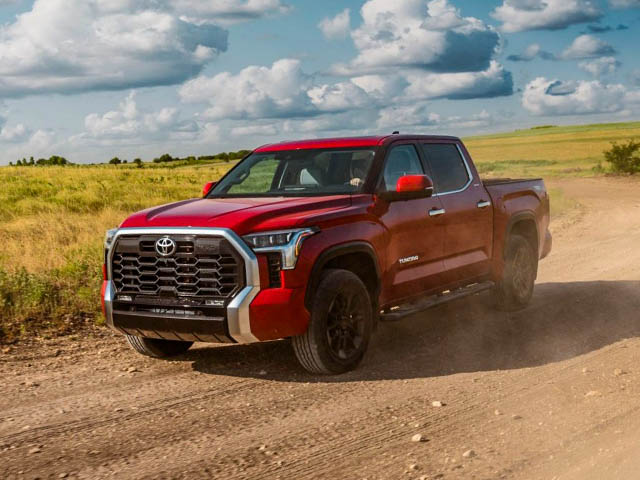 Toyota Tundra thế hệ mới ra mắt toàn cầu, kiểu dáng trẻ trung hơn