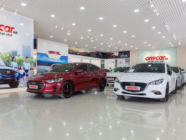 Anycar – Hệ thống mua bán sửa chữa ô tô đã qua sử dụng uy tín số 1 Việt Nam